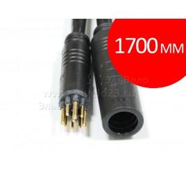 Кабель удлинительный мотор-контроллер 9-pin 1700 мм