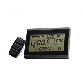 Экран LCD 3 цифровой большой - на руль 36/48V