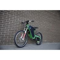 Электровелосипед 3000W 70км/ч 72В 16Ач Гепард V3 Сделано в России