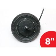 Мотор-колесо для электро-самоката 8 дюймов Direct drive (директ драйв)